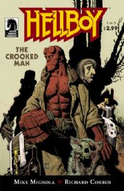 Hellboy The Crooked Man Comics